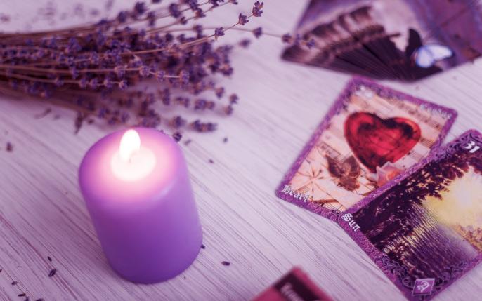 purple_candle_tarot_cards